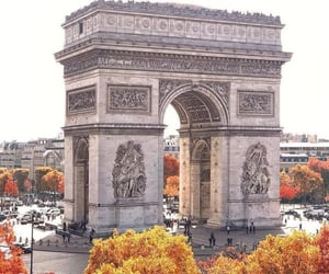 architecture, france, and paris image