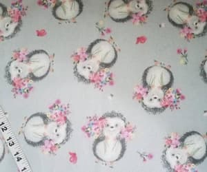 etsy, flowers, and sewing material image