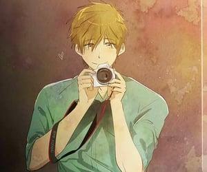 anime, boy, and makoto tachibana image