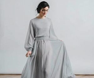 beauty, indie, and dresses image