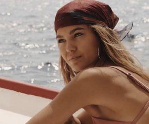 boat, fashion, and girls image