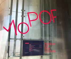 door, glass, and museum image