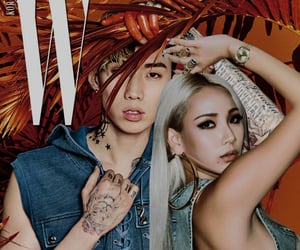 2ne1, jay park, and CL image