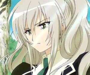 anime, yuri, and strawberry panic image