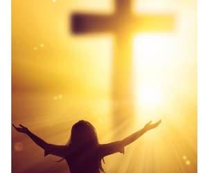 Christ, christian, and god image