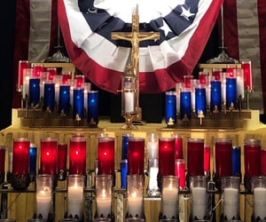 4th of july, religion, and veterans day image