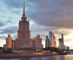 moscow, office, and russia image