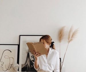 fashion, book, and aesthetic image