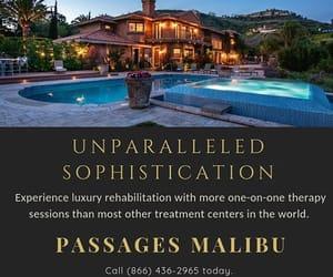 healing, sober, and alcohol rehab image