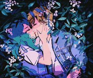 anime, anime girl, and lgbt image