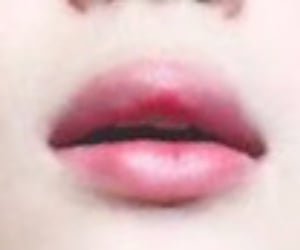 beak, lips, and park jimin image