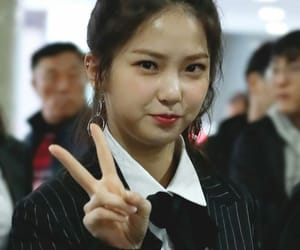 kpop, 최유진, and clc image