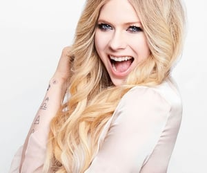 Avril Lavigne, model, and beauty image