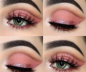 makeup; pink image