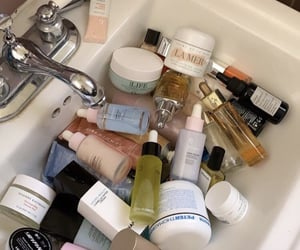 beauty, luxe, and skincare image