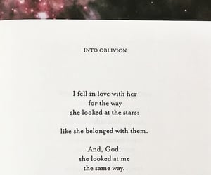 poetry, quote, and space image