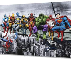 etsy, gift for boyfriend, and marvel wall art image