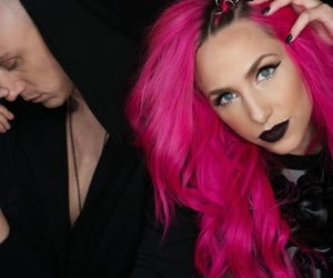 model, icon for hire, and ariel bloomer image
