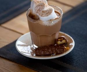 autumn, chocolate, and Cinnamon image