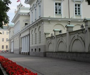 Lithuania, tourist road trip, and wander tour image