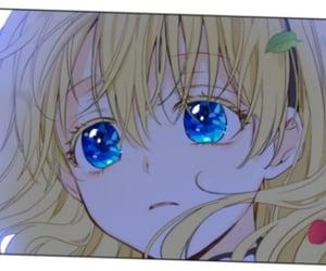 webtoon, princesa encantadora, and who made me a princess image