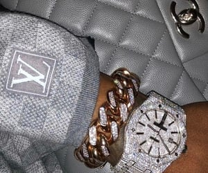 accessories, fashion, and gray image