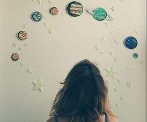 amor, estrellas, and planetas image