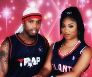 90s, black, and Basketball image