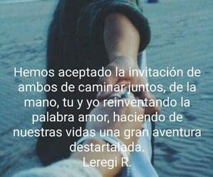 amor, aventura, and juntos image