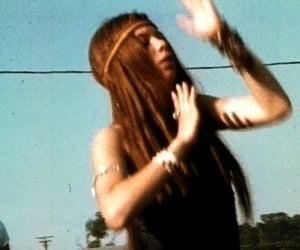 1969, woodstock, and bailarina image