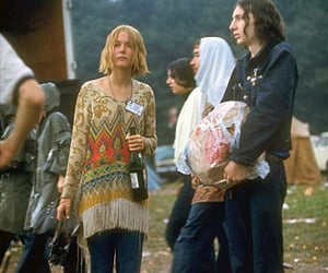 1969, woodstock, and hippies image