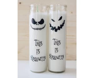 etsy, halloween decor, and halloween candles image