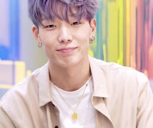 bobby, kpop, and jiwon image