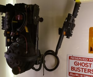 ghost busters, reserved, and trap image