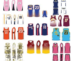 sublimated sportswear and darts jersey image