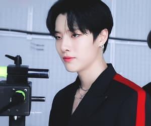 beauty, kim wooseok, and kang minhee image