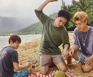 Chen, exo, and baekhyun image