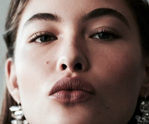 beauty, makeup, and grace elizabeth image