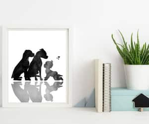 etsy, baby art print, and pregnancy reveal image