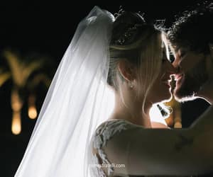 brasil, bride, and kiss image
