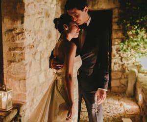 bride, france, and wedding image