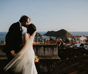 azores, groom, and bride image