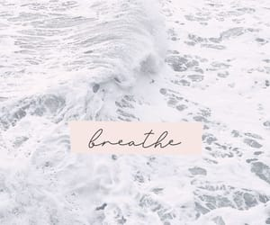 breathe, iphone, and life image