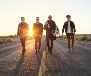 bands, andrew hurley, and fall out boy image