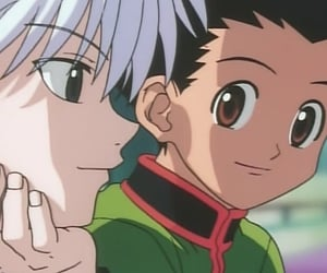 90s, hxh, and anime image