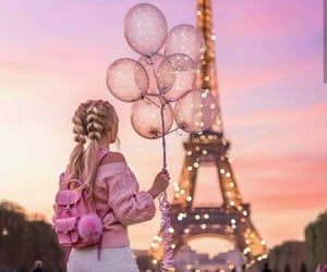 balloons, france, and travel the world image