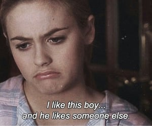 90s, Clueless, and quotes image