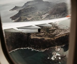 travel and plane image