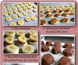 banana, chocolate, and butter image