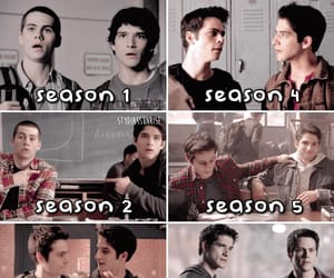 tw, tyler posey, and scott mccall image